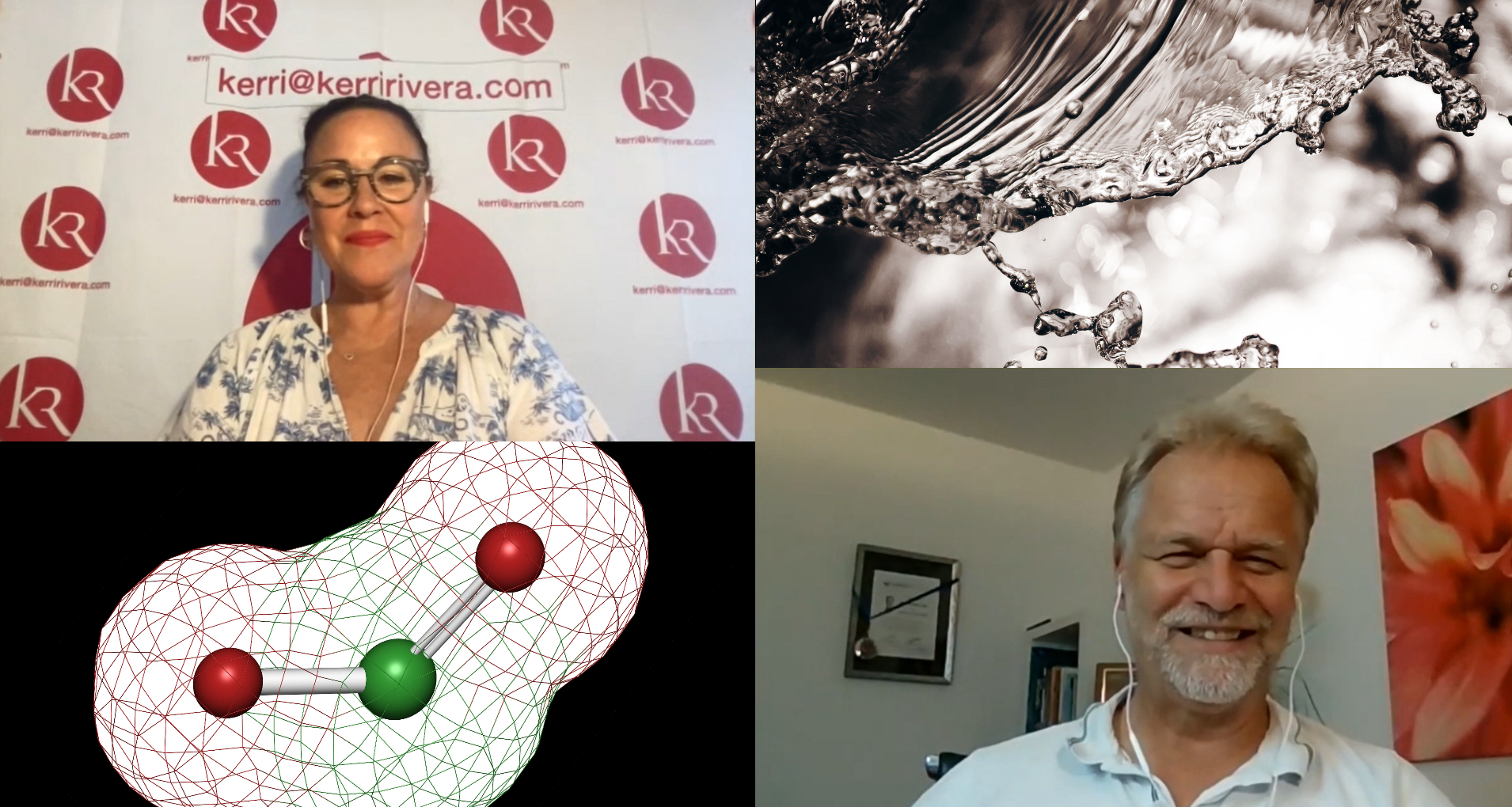 Dr. Andreas Kalcker's Chlorine Dioxide Study Is Out & The Results Are Incredible! (Video)